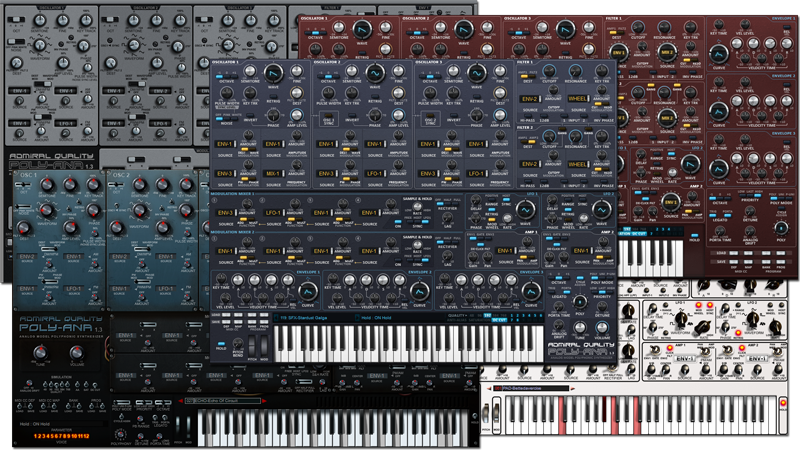 Best one page front-end synth wanted - Page 4 - KVR Audio